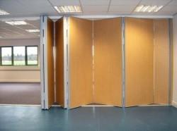 Những không gian phù hợp để sử dụng vách ngăn di động
