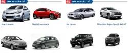 Nhà cung cấp dịch vụ cho thuê xe tự lái 24h