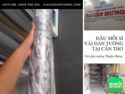 Vải dán tường cao cấp mới nhất tại Cần Thơ - Đại lý cung cấp uy tín vải dán tường sợi thủy tinh