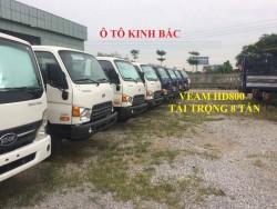 Đánh giá xe tải Hyundai Hd800 tải trọng 8 tấn