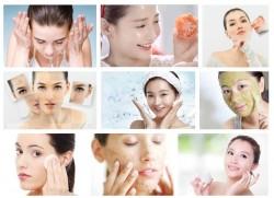 Cách chăm sóc da mặt hiệu quả tại nhà