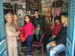 SunMedia mang cái Tết đến sớm cho bà con xã Đông Thắng huyện Cờ Đỏ tỉnh Cần Thơ