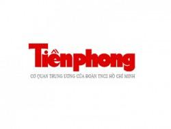Báo Tiền Phong đưa tin về Tân Tiến Phát - Dịch vụ vệ sinh môi trường ứng dụng quảng bá online