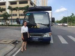 Các dịch vụ trước và sau bán hàng tại trung tâm xe tải - hỗ trợ mua xe tải JAC 2t4 trả góp