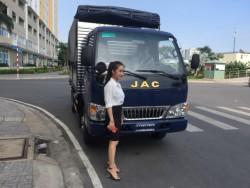 Đánh giá xe tải JAC 2T4