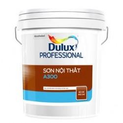 Sơn Dulux dự án A300 nội thất dễ lau chùi