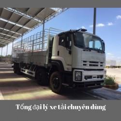 Tổng đại lý xe tải chuyên dùng thiết kế đóng thùng xe tải theo yêu cầu
