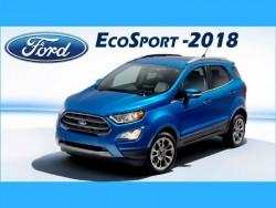 Đánh giá xe Ford Ecosport 2018 - City Ford Bình Triệu