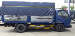 Thông số xe tải IZ49 thùng lửng, thùng mui bạt, thùng kín
