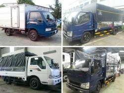 So sánh xe tải k165s với iz49