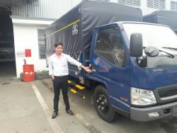 Nhận xét của Khách Hàng khi sử dụng xe tải Hyundai IZ49 Đô Thành 2.5 Tấn