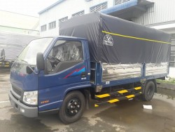 Hyundai IZ49 xe tải vào thành phố với phiên bản mới hạ tải dưới 2 tấn