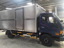 Đánh giá xe tải Hyundai HD99 thùng kín