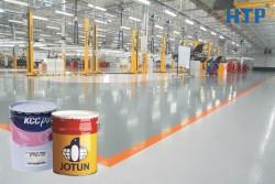 Nhận thi công và báo giá sơn sàn epoxy rẻ, chất lượng