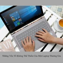 Những yếu tố không thể thiếu của một laptop thương gia -HP Spectre Laptop
