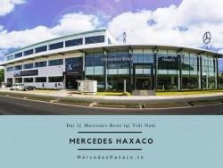 Mercedes Haxaco - Đại lý ủy quyền chính thức của hãng xe Mercedes-Benz tại Việt Nam