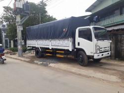 Mua xe tải Isuzu 8.2 tấn Vĩnh Phát tại miền Nam ở đâu?