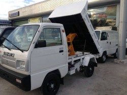 Suzuki Tây Đô - Đại lý xe tải Suzuki Sóc Trăng