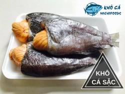 Chế biến và bảo quản khô cá sặc