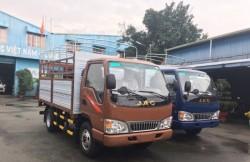 Những ưu điểm khi bạn chọn mua xe tải Jac