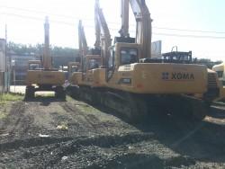 Thông số xe máy đào XGMA 822