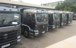 Rita Võ cung cấp xe ben Shacman 4 chân hỗ trợ vay ngân hàng