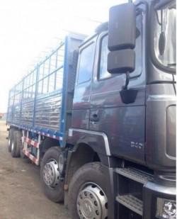 Giới thiệu xe tải Shacman 5 chân 22.2 tấn