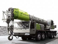 Thông số kỹ thuật xe cẩu 110 tấn hãng Zoomlion