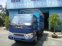 Đánh giá xe tải Jac 2.4 tấn - xe tải nhỏ giá rẻ tại Bình Dương
