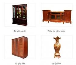 Nội thất Sơn Đông gỗ tự nhiên đa dạng mẫu mã thương hiệu uy tín bền vững trên thị trường đồ gỗ