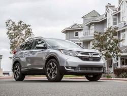 Honda CRV 2018 có gì mới? Điểm lại những thay đổi trên xe Honda CRV 2018