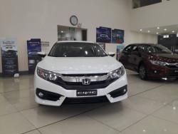 Honda Civic 1.8E 2018 nhập khẩu Thái Lan giá bao nhiêu?