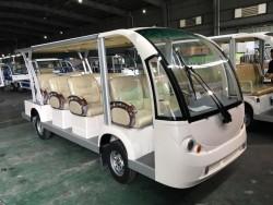 Ưu điểm của xe điện chở khách sử dụng trong du lịch