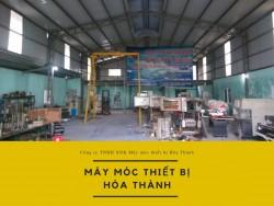 Công ty TNHH XNK Máy móc thiết bị Hòa Thành