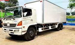 Mua xe tải Hino trả góp
