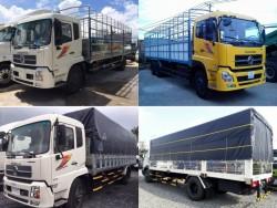 Mua xe tải DongFeng trả góp