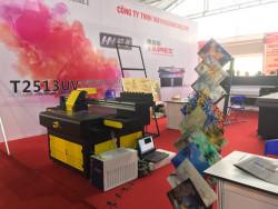 Công Ty TNHH Máy In Quảng Cáo - Máy In UV tham dự Hội chợ Triển lãm Quốc tế Vietbuild lần thứ nhất năm 2018