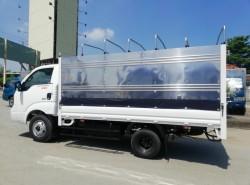 Giá lăn bánh xe tải Kia 2.4 tấn tại Bình Dương