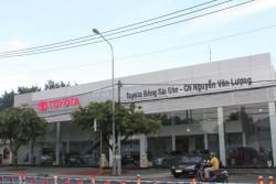 Toyota Nguyễn Văn Lượng - Chi nhánh của Công ty Cổ phần Toyota Đông Sài Gòn (TESC)