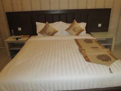 Chăn Drap Gối Nệm Thiên Ân cung cấp chăn drap gối nệm số lượng lớn cho Nhật Tân Hotel Đà Lạt