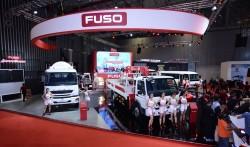 Trường Hải thay Mercedes-Benz phân phối xe Fuso tại Việt Nam
