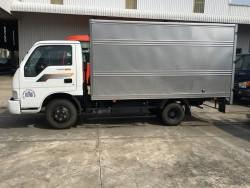Đánh giá  xe tải  KIA Thaco Trường Hải K165S 2 tấn 4, 2,4 tấn
