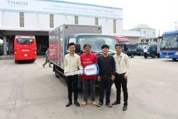 Đánh giá  xe tải Kia 165  2.4  tấn