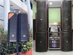 Tư vấn chọn mua dàn âm thanh sân khấu ngoài trời chất lượng