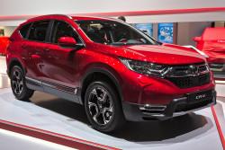 Honda CR-V dòng SUV nổi bật nhất hiện nay