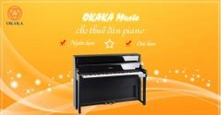Những lý do bạn nên đến OKAKA Music để thuê đàn piano