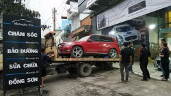 Dịch vụ sửa chữa Mercedes chuyên nghiệp tại TPHCM