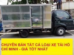 Xe tải Kia Frontier K250 Hồ Chí Minh mới 2018, máy Hyundai