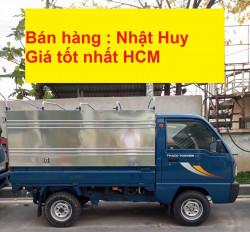 Giá xe tải nhỏ 800kg , 900kg Thaco Trường Hải -  giá xe tải  tốt nhất  mua ở đâu?