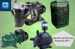 5sự cố máy bơm nướcthườnggặp và cách khắc phục cần thiết